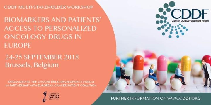 CDDF Multi-Stakeholder Workshop on Biomarkers