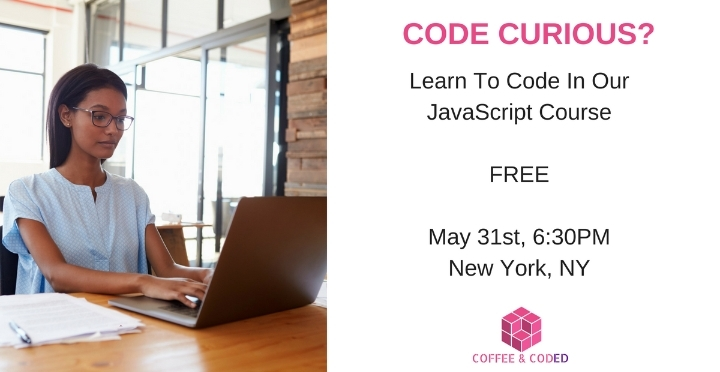 Coffee & Coded: Intro to JavaScript