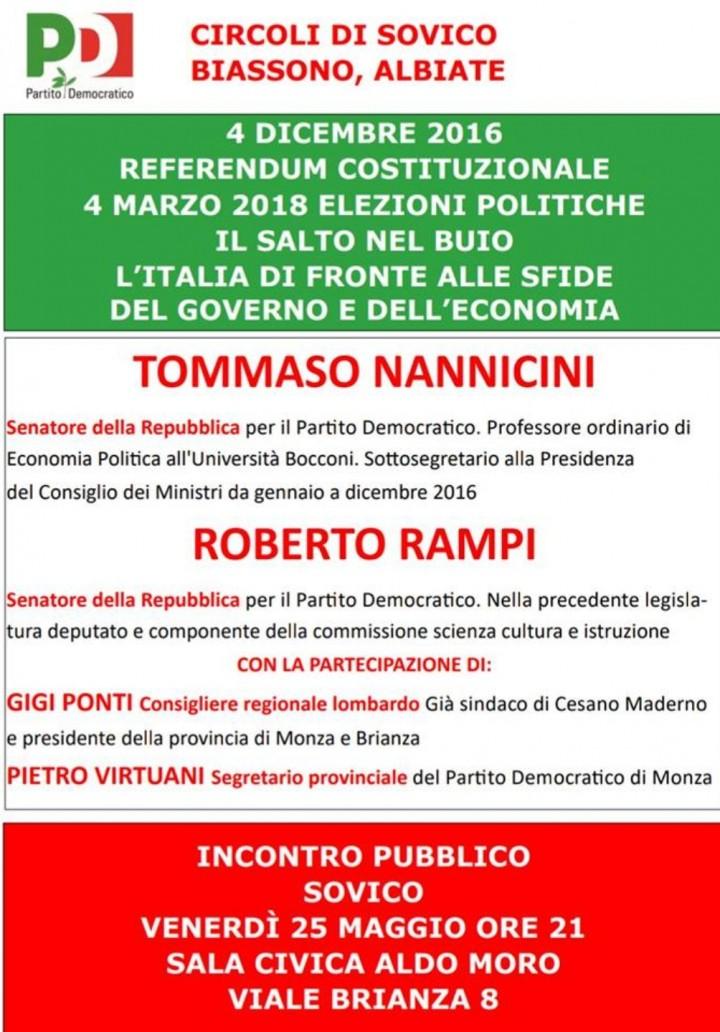 L'Italia di fronte alle sfide del Governo e d
