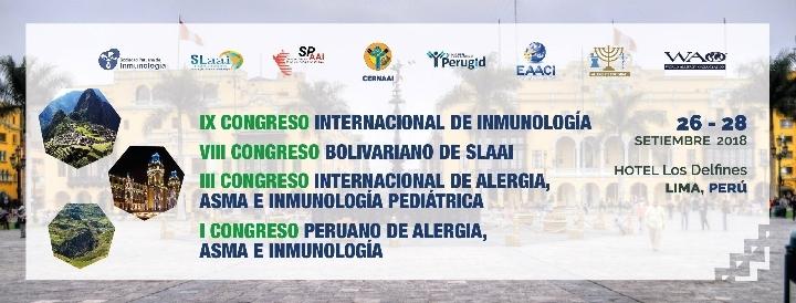 IX Congreso Internacional de Inmunología