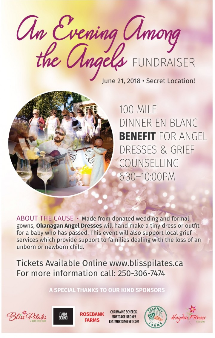 Evening Among The Angels En Blanc 100 Mile Di