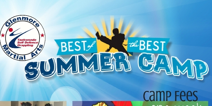 Summer Day Camps in Kelowna - August 20th - 2