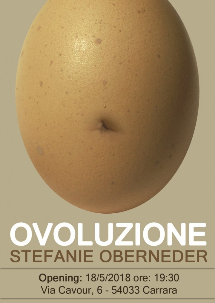 "Art Exhibition ""OVOLUTION"""