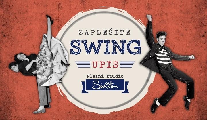 Upis početne SWING grupe (Lindy Hop, Boogie Woogie, Charleston)