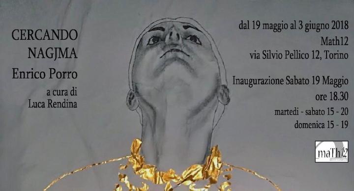 CERCANDO NAGJMA mostra personale di Enrico Po