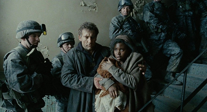 Filmlezing: Children of Men
