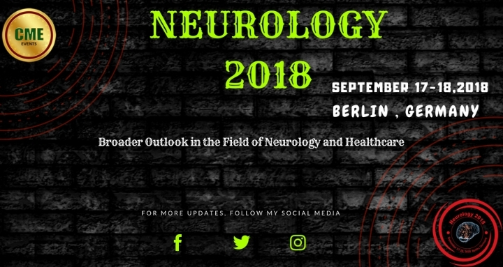 4th International Conference on Neurology and Health Care