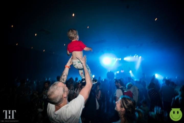 LEEDS Family Rave: DJ Rob Tissera 'Down the Rabbit Hole' 23 June
