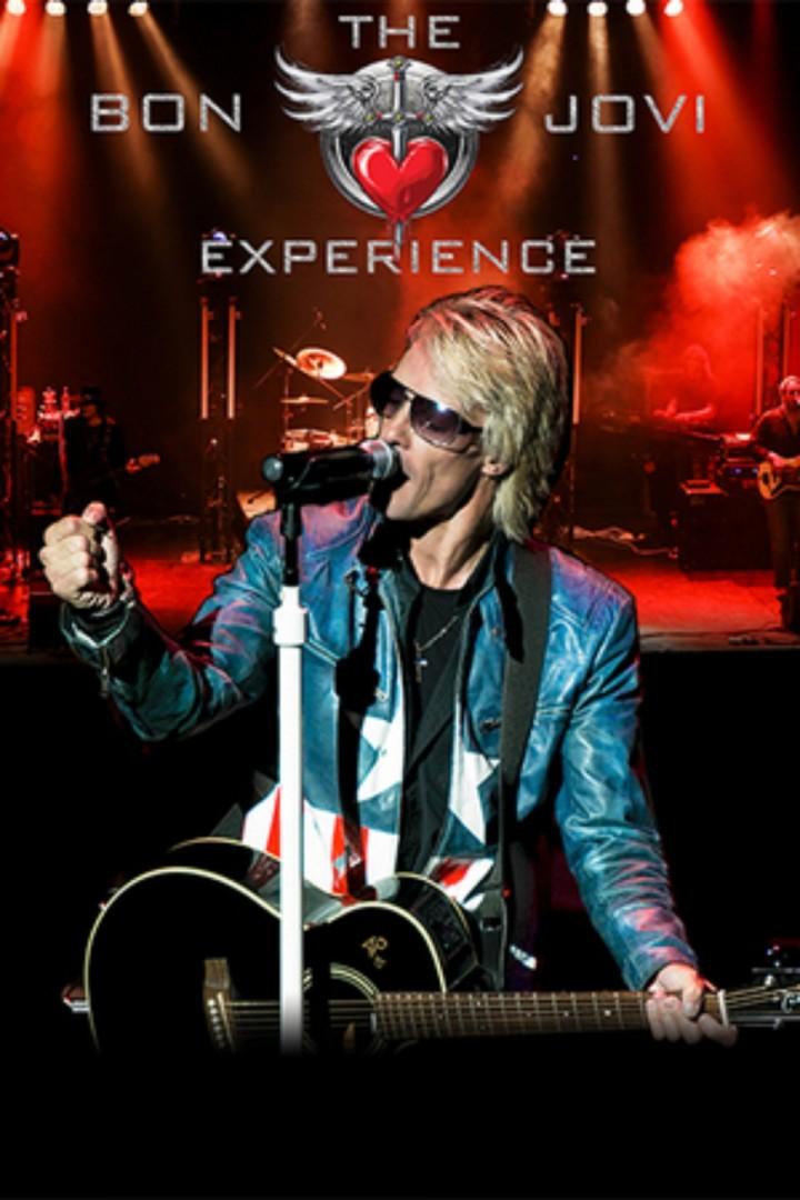 The Bon Jovi Experience at Blackpool Grand Theatre 2018