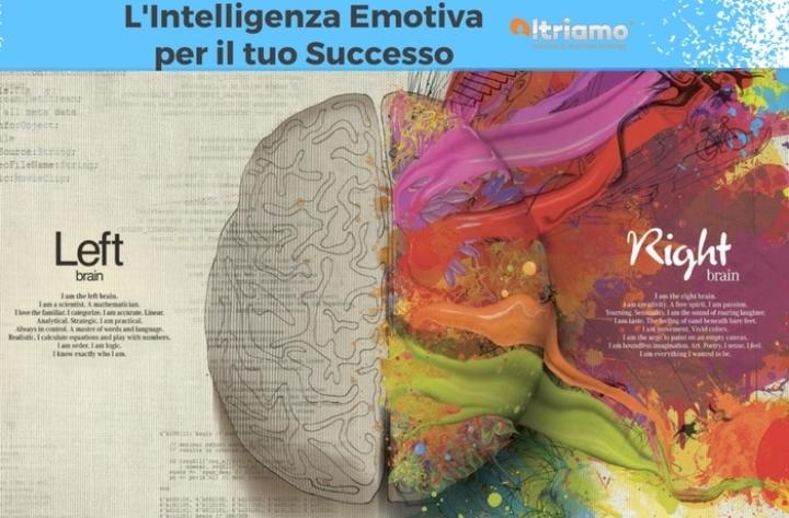 L'Intelligenza Emotiva per il tuo Successo