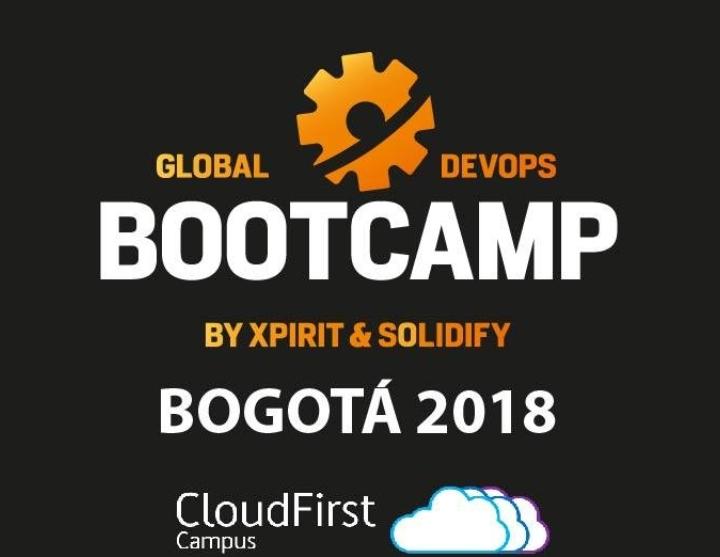 Global DevOps Bootcamp Bogotá 2018