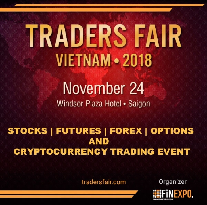 Traders Fair 2018 - Vietnam (Financial Event)