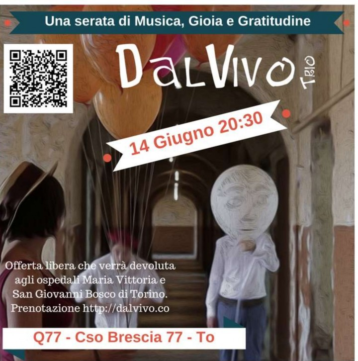 DalVivo Trio: una serata di Musica, Gioia e G