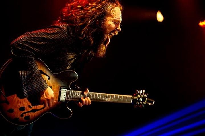 Jeff Jensen (USA) blues-rock