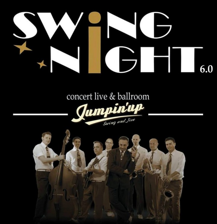 Swing Night 6.0 - Jumpin'up in Concert & Ball