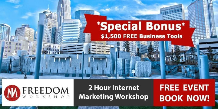 GRAB FREE 2 Hr Charlotte Internet Marketing O