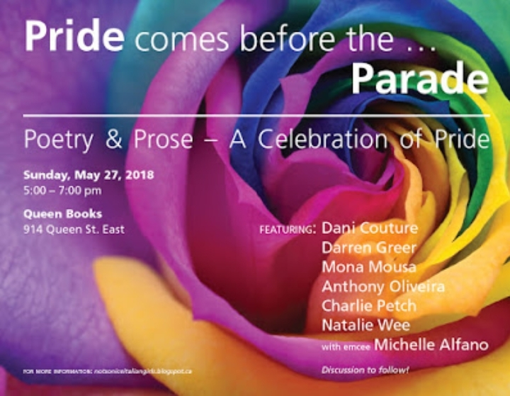Pride Comes Before the Parade