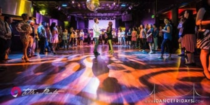 Dance Fridays KIZOMBA LOFT Bonus 3rd Room - K