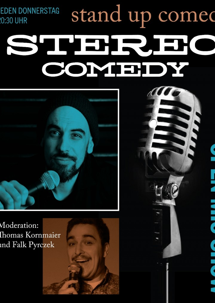 STAND UP COMEDY | Stereo Comedy Open Mic Show