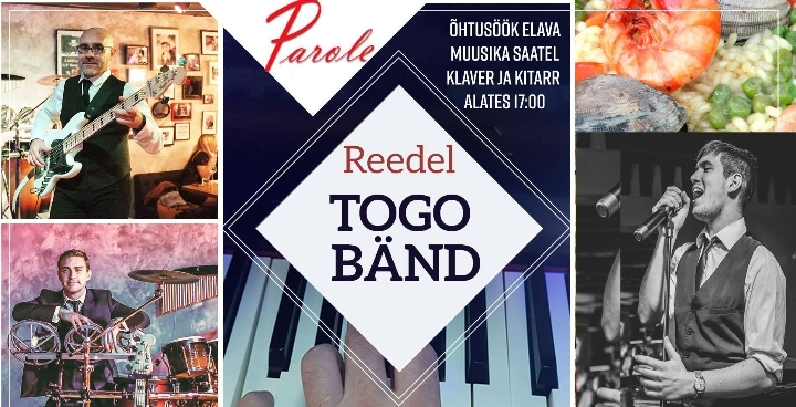 TOGO BAND'S PARTY