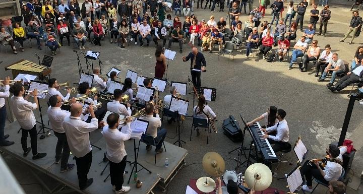 Orchestra Jazz del Conservatorio di Cagliari