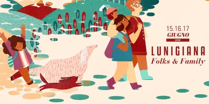 Slow Travel Fest ~ Lunigiana Folks&Family 201