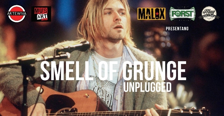 Smell of Grunge Unplugged live at Malox 24-31