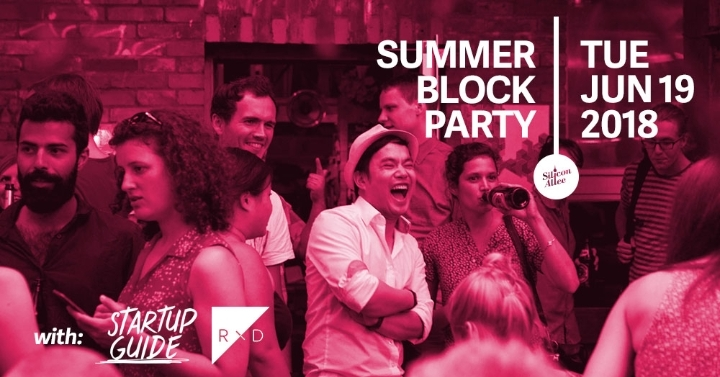 Silicon Allee Summer Block Party