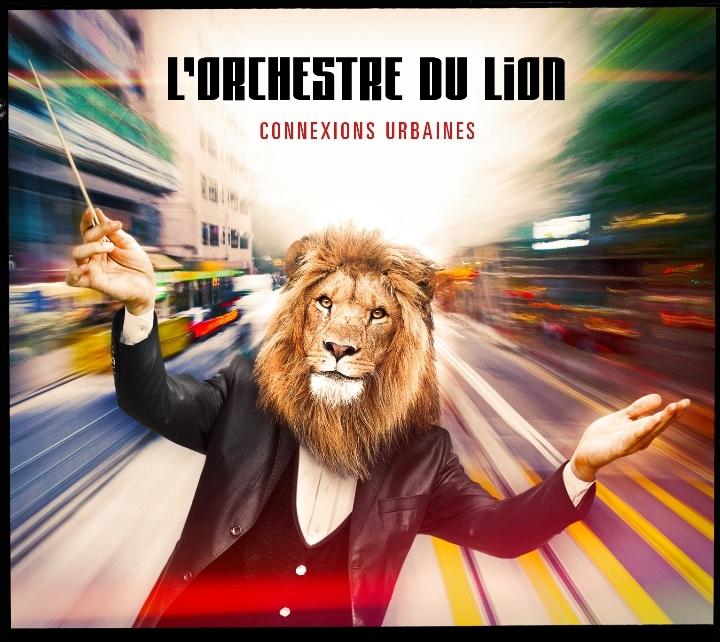 """L'Orchestre du Lion - Cd Release """"Connexions"""