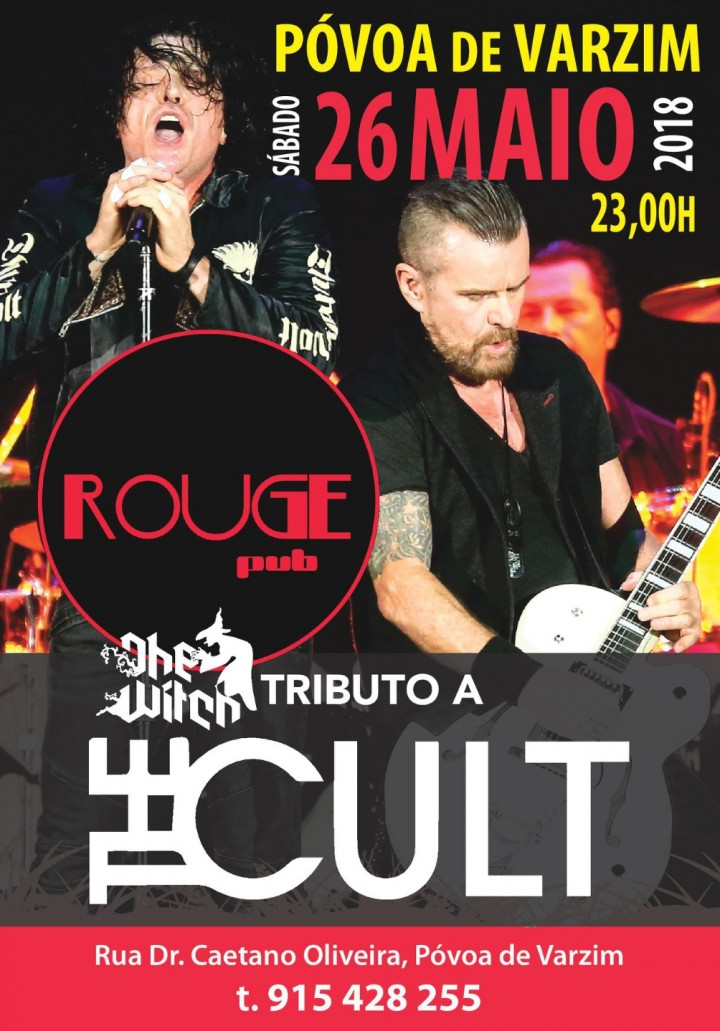 Tributo The Cult by The Witch