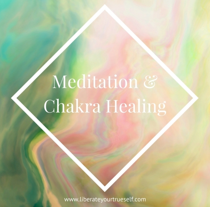 Meditation & Chakra Healing - Drop in