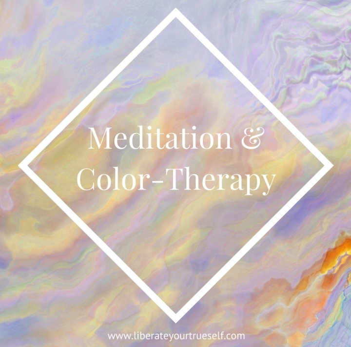 Meditation & Color Therapy - Drop in