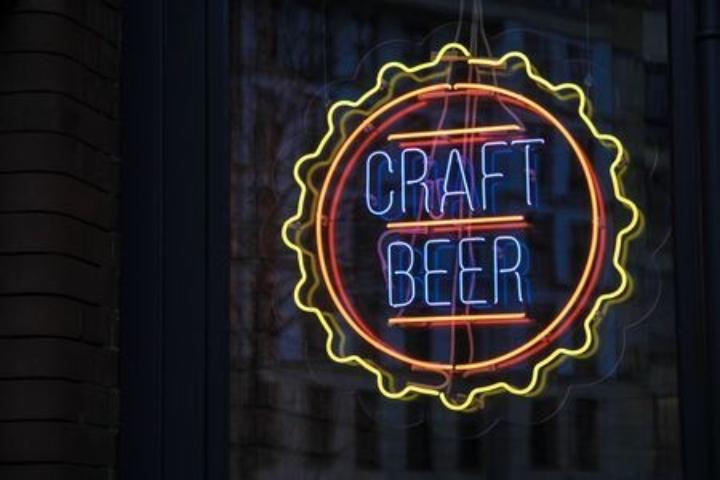 Feeling Crafty - London Craft Beer Tour - Sin