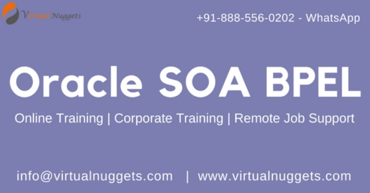 Best Oracle SOA | BPEL Online Training