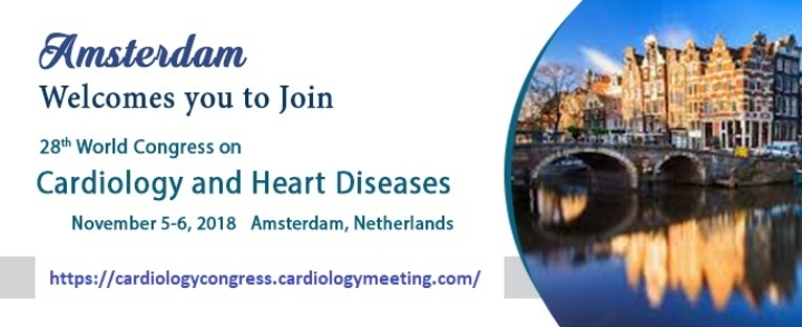 28th World Congress on Cardiology and Heart D