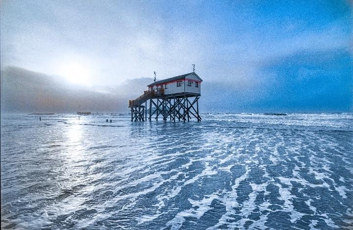 Ausstellung Mario Reinstadler Meeresfotografi