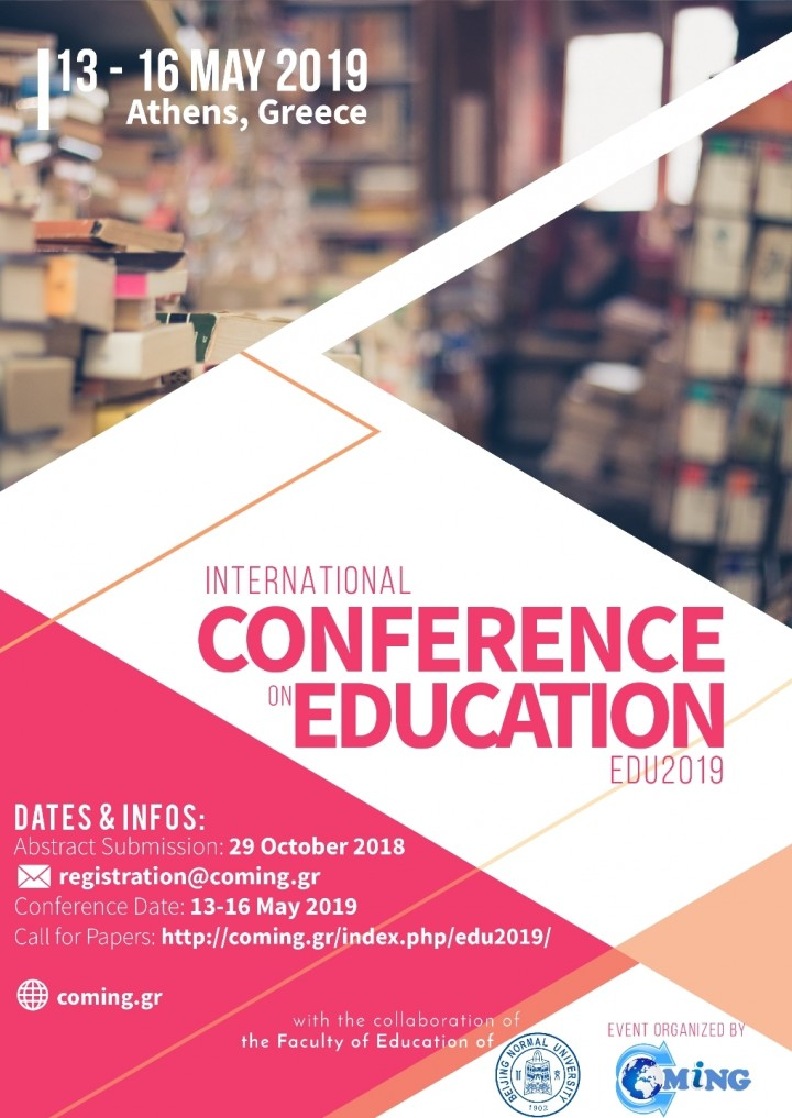 International Conference on Education (EDU201