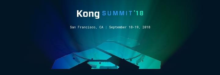 Kong Summit 2018