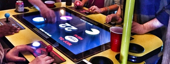 Pac-Man Battle Royale Tournament