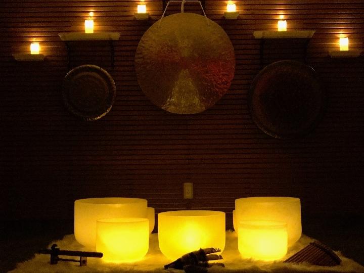Crystal Singing Bowl Chakra Balancing Meditat