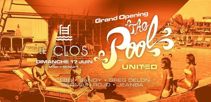 Grand Opening - Pool Party