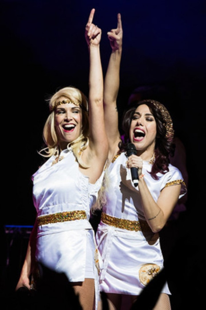 ABBA Mania at Blackpool Grand Theatre Summer