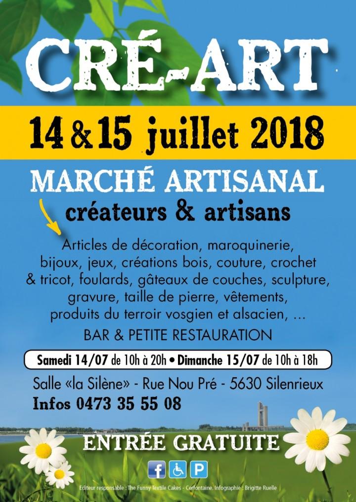 Marché Cré-Art 2018