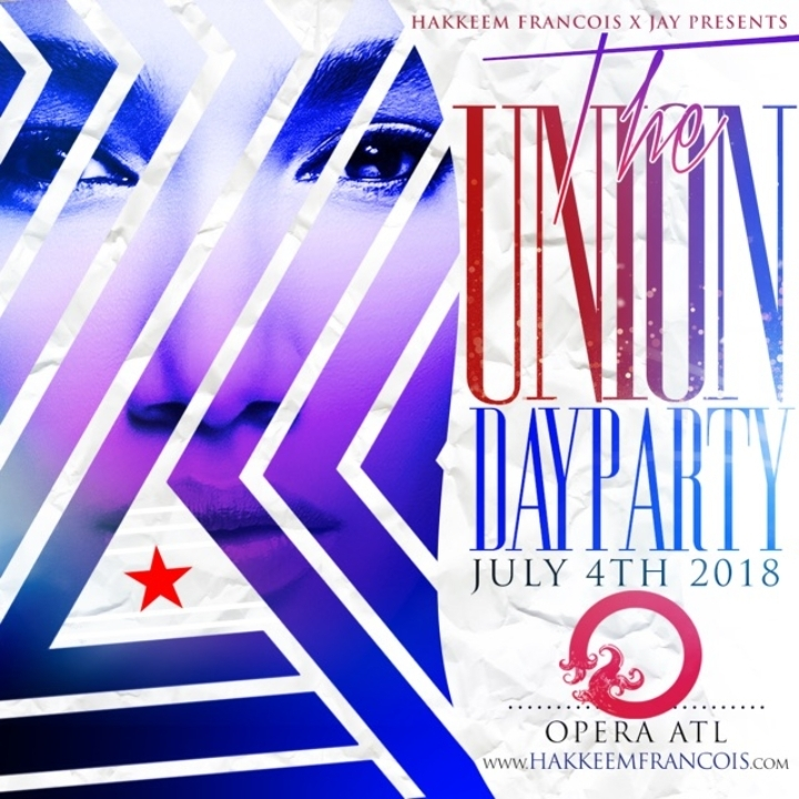 The Union  : A 4th of July Day Party