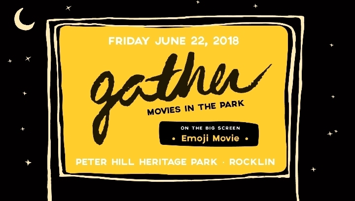 Gather: Movie at the Park
