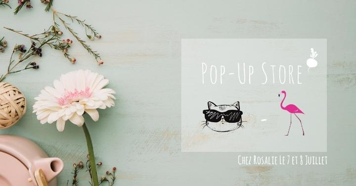 Pop-up Store Heliboo et Happy Cat Boutik