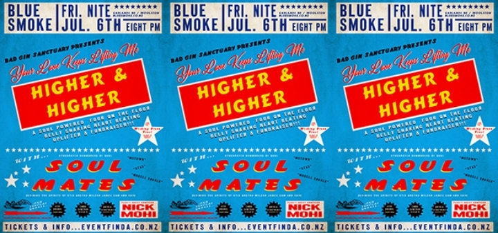 Higher & Higher