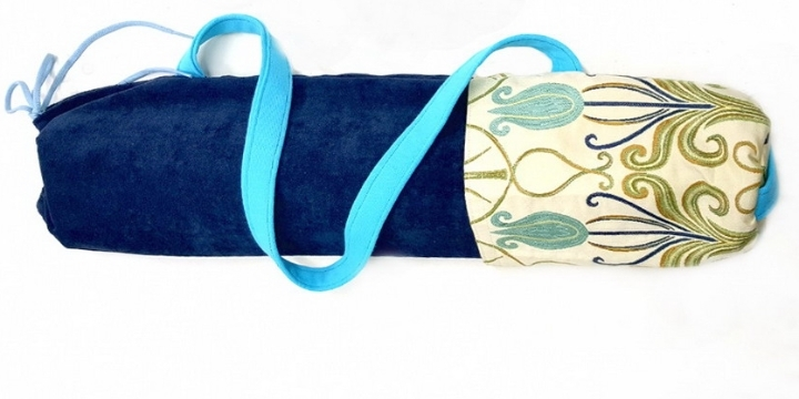 Easy Sew Yoga Mat Bag