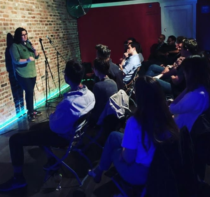 Free Weekly Comedy Show in Brooklyn!