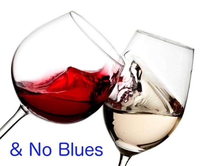 Red, White & No Blues at Iron Hub Winery